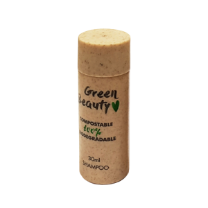 Shampoo Linea Cortesia Biodegradabile Ecologica Hotel B&B Green Beauty