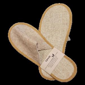 Pantofole Linea Cortesia Biodegradabile Ecologica Hotel B&B